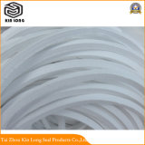 Reine PTFE Flansch-Verpackung des guten mechanisches Eigentum-Pumpen-Gebrauch-; Erweiterte Verpackung der Qualitäts-100%Pure PTFE;