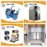 El más profesional de reparación de llanta de aleación de fabricantes de máquina de torno CNC