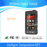 Terminal portable móvil de Dahua HD LCD GPS WiFi (MPT300)