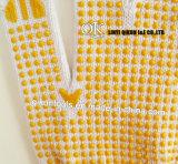 K-70すべてのサイズは作業安全ナイロン手袋を編んだ