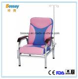Móveis hospitalares Cadeira de infusão para o paciente