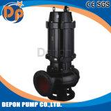 La Chine de toilettes portables de la pompe d'eaux usées 15 HP