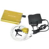 Lámpara de cabeza amarilla portátil para el médico quirúrgico Dental lupa binocular