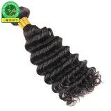 Malaysian vague profonde Hot Sale vierge Extension de cheveux humains