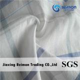 12mm: de 70%Cotton Gecontroleerde Stof van de Voile 30%Silk voor In te ademen Overhemd