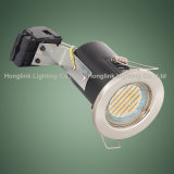 5W 7W IP20 GU10 LED Feuer-Nenndecke Downlight