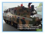 Piatto d'acciaio a prova di proiettile dell'armatura di piatto di PRO500 Ar500 per i veicoli blindati