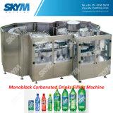 Máquina de enchimento de água de mola engarrafada automática completa