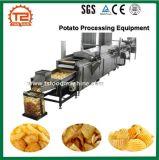 Производственная линия обрабатывающее оборудование картофельных стружек французских Fries обрабатывающего оборудования картошки Fries франчуза