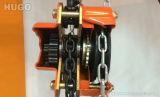 Élévateur bon marché de construction d'élévateur à chaînes avec le circuit de freinage de Double-Cliquet