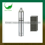 3インチ12V 100W 32FT DCの太陽ねじ浸水許容の水ポンプ