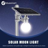 6-12W Waterprooof Sensor de movimiento de la calle LED solar al aire libre Jardín de Luz