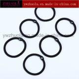 Fascia elastica nera dei capelli