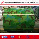 Acier recouvert de couleur d'usine PPGI PPGL bobines pour l'Asie du sud-est