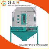 Turn-Plate competitiva granulados de madeira de Giro da Máquina do Resfriador