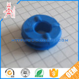 Tração flexível do fio da borracha de silicone durante todo anéis do ilhó/ilhó aberto do plástico