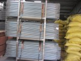 Échafaudage renfort transversal de tube en acier pour les cadres du système