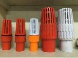 PVC Foot Valve della plastica con DIN/ASTM Standard