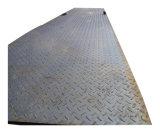 Plaque à damiers galvanisé Tear Drop plaque en acier