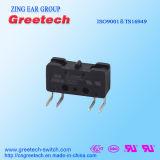 ENEC/UL de Waterdichte ElektroQuare Drukknop van de goedkeuring Microswitchs