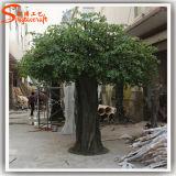新しいデザイン庭の装飾の人工的なフィカスの木のバンヤンノキ
