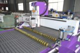 Máquinas de la carpintería para los muebles con la bomba de vacío 7.5kw