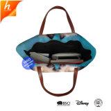 Custom печать больших брелоки пакеты с логотипом дамскую сумочку на заводе