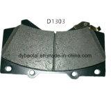 Acessório dianteiro de almofadas de freio do cruzador da terra auto para Toyota (04465-60280 D1303)