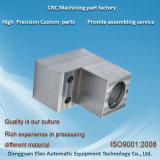 Hohe Präzisions-Selbstmaschinen-Reserve CNC-zentrale maschinell bearbeitende Aluminiumteile