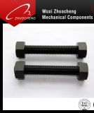 PTFE ASTM A193 B7 Stud Bolt avec 2h Heavy Hex Nuts