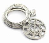 De Naar maat gemaakte 316L Tegenhanger van uitstekende kwaliteit van het Medaillon van het Roestvrij staal voor de Juwelen van de Gift