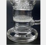 Bienenwabe-und Hauben-Filter-Wiederanlauf-Glaswasser-Rohr
