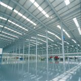 Entrepôt de haute résistance de structure métallique