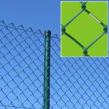 Het Opleveren van de Tuin van het Netwerk van de Draad van de Omheining van de Link van de Keten van de veiligheid