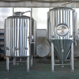 500L産業ビール醸造所ビールBriteタンク