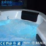 Monalisa Autoportante hidromassagem ao ar livre spa banheira de hidromassagem (M-3357)