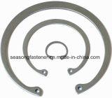 Anillo interno / anillo de retención / anillo de retención para los agujeros (DIN 472J)