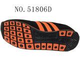 Numéro 51806 chaussures courantes de sport de chaussures des chaussures occasionnelles des hommes
