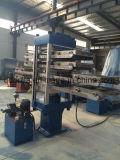 Friso Vulcanizer prensa hidráulica, o anel de borracha quente de vulcanização Pressione a máquina