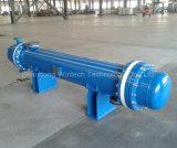 Carburo de silicio tubo intercambiador de calor
