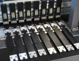 Автоматический высокоскоростной Встроенный светодиодный индикатор захвата и установите станок