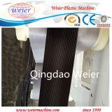 100mm Breite PVD PET-HDPE Band-Abfluss-Vorstand-Strangpresßling-Maschine