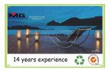 Novo design do mobiliário de praia venda quentes piscina Espreguiçadeiras Armless