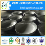 Protezioni di estremità capa ellittiche servite protezione del tubo dell'acciaio inossidabile