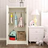 Mdf-Melamin-materielle Entwurfs-Schlafzimmer-Möbel-Garderobe
