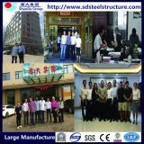 중국에서 세워지는 독일 조립식 가치있는 모듈 집