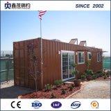 Het snelle Installatie Gewijzigde Huis van de Verschepende Container