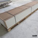 feuille extérieure solide acrylique blanche pure de 12mm