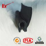 Resistente à intempérie flexível de borracha faixa de vedação da porta automática