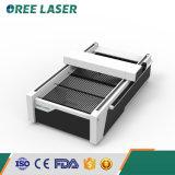 Einfach Metallnichtmetall-Laser-Ausschnitt-Maschine betreiben